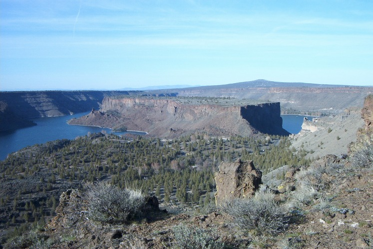 State Park in Oregon, Cove Palisdes
