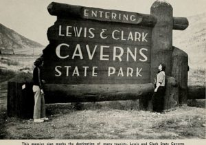 Lewis and Clark Campground in Montana